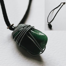 Short Stone Necklace - SN08