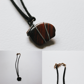 Short Stone Necklace - SN07