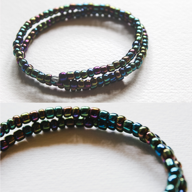 Spiral Wire Bracelet - WB05