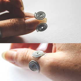 Wire Ring - WR03