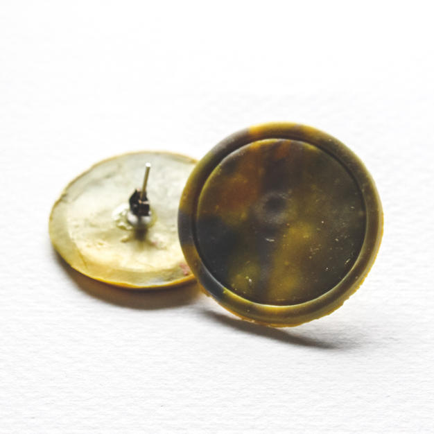 Circle Earrings - PC03