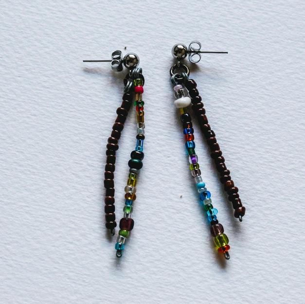 Double Wire Earrings - WE01