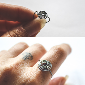 Wire Ring - WR04