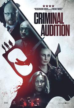 Criminal Audition Official Poster
