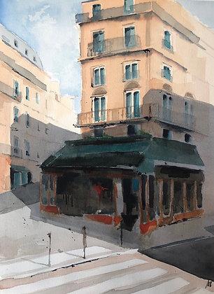 Rue de la Babylone