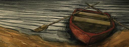 Boat on beech