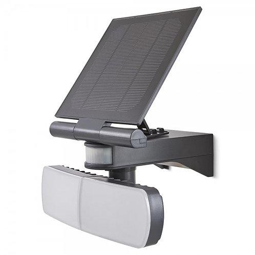 Proyector dirigible 10W con Panel Solar