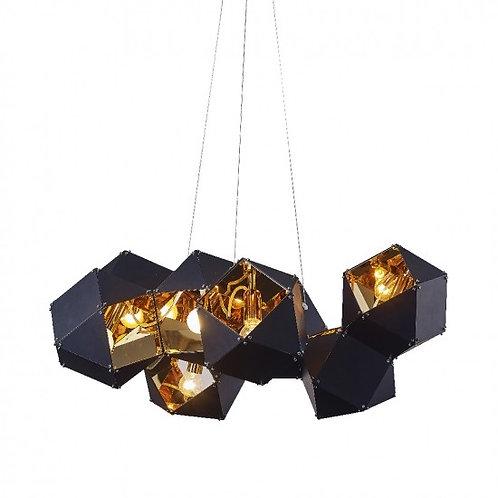 Lámpara Colgante 8 CUBE