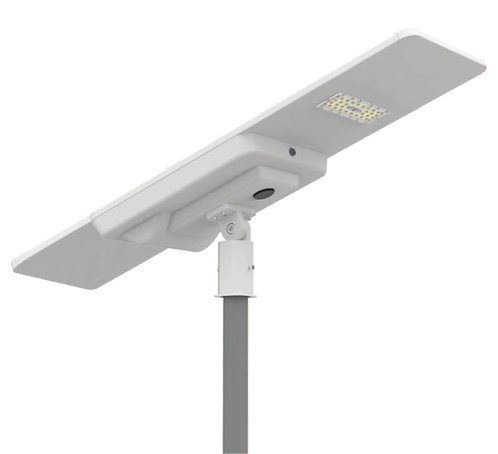 Luminaria LED Solar All in One 50W
