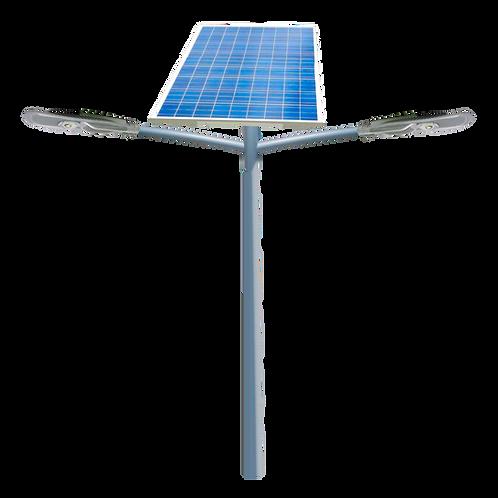 Kit Solar Doble Alumbrado Público 40W