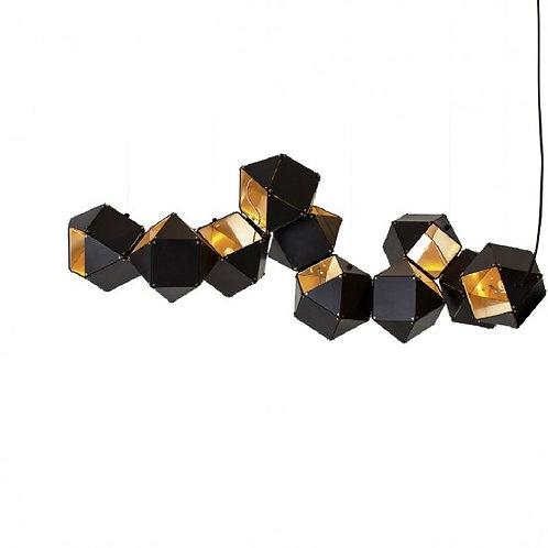Lámpara Colgante 10 CUBE