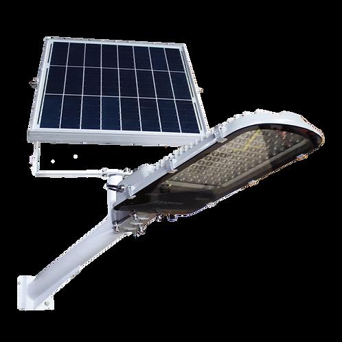 Luminaria Solar 100W Suburbana y Vialidad