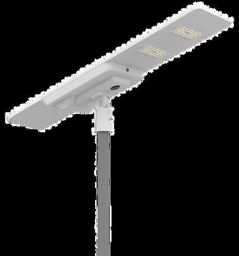 Luminaria LED Solar All in One 60W - 80W