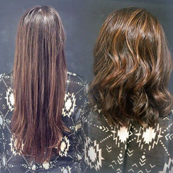 THAT—that ladies & gentleman is what we call the #wifechop & official wifey makeover. 12 inches, buh