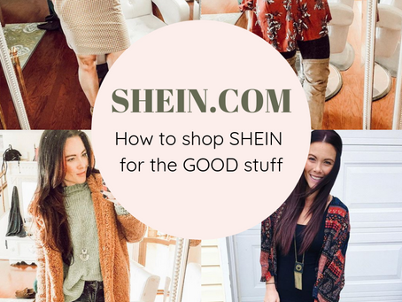 How to Shop SHEIN.com For The Good Stuff