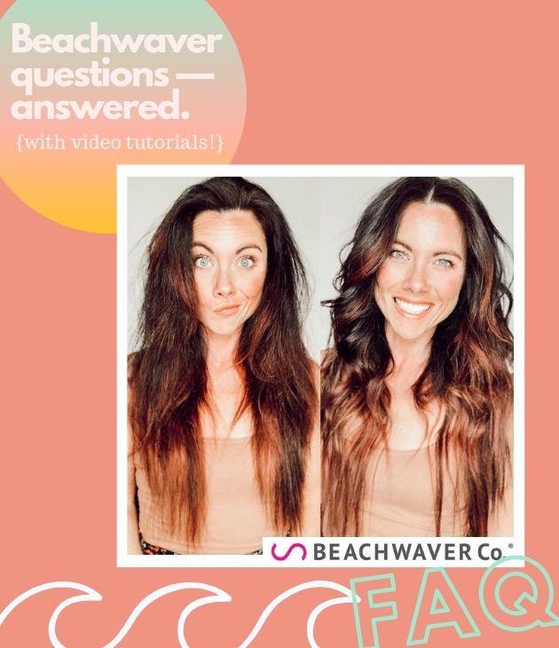 Beachwaver transformation