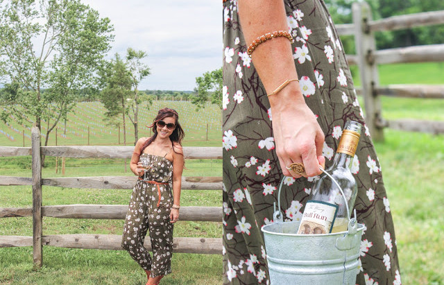 COOL FOR CULOTTES {AND BULL RUN WINERY!}