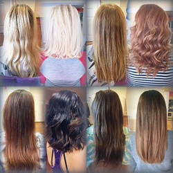 So many makeovers poppin' up this Spring »»» Good golly I love a seasonal transformation!! Change in