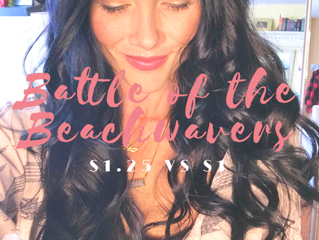 BATTLE OF THE BEACHWAVERS: S1.25 VS. S1