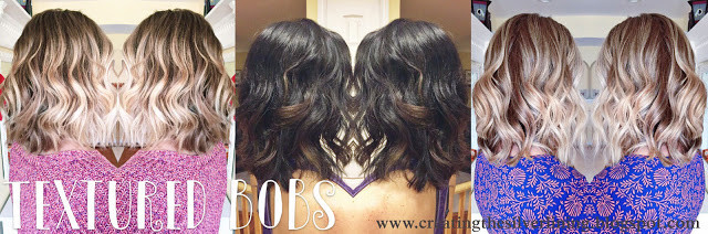 SPRING HAIRCUT & STYLE TRENDS: BLUNT BOBS, LONG SHAGS, CENTER PARTS & BRAIDS