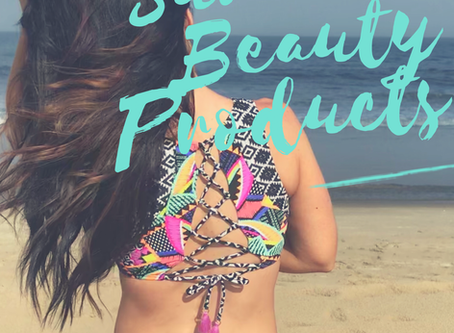 Must Have Summer Beauty Products