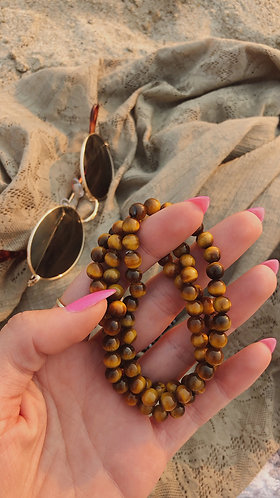 Prosperity Bracelet (Tigers Eye)