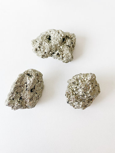 Pyrite (Clusters or Cubes)
