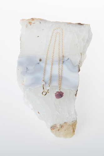 Ultra Healing Necklace (Pink Tourmaline)