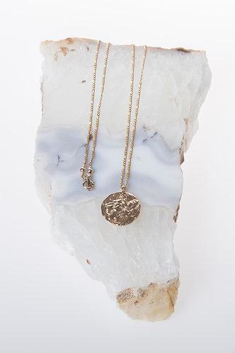Ancient Golden Gods Lion Necklace