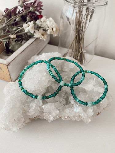 Amazon River Bracelet (Amazonite)
