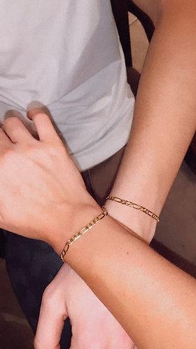 24k Firenze Unisex Bracelet