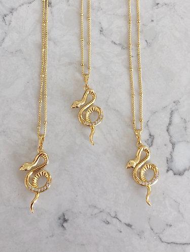 Angitia's Necklace (Snake)
