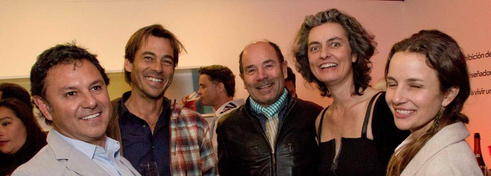Ricardo Bruna, Patricio Seguel, Alvaro K