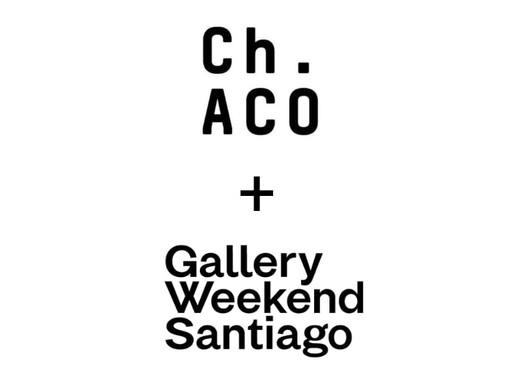 Ch.ACO y Gallery Weekend se unen en una Red Asociativa