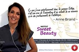 Sweet Beauty institut beaute geneve epil