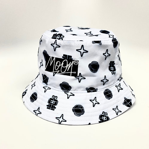 """""""All Over"""" Bucket Hat"""