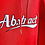 Thumbnail: Red Abstract Appliqué Hoodie
