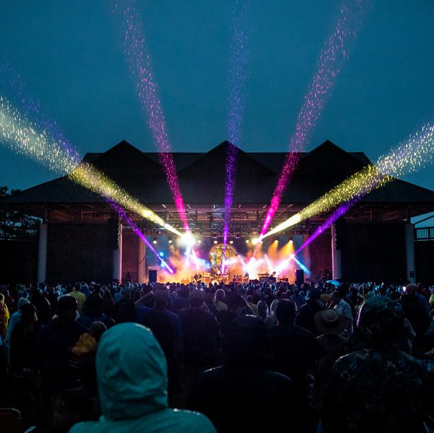 Gov't Mule Concert at Roanoke Island Festival Park