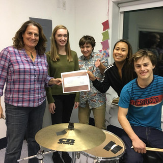 Raising awareness about the performing arts