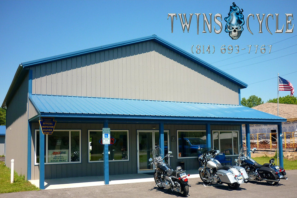 Harley repair tuning and service serving the Altoona area