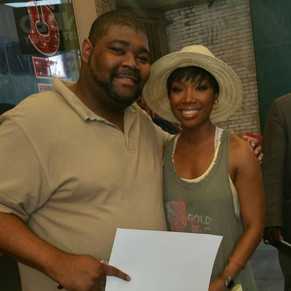 Me and Brandy!