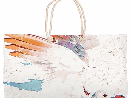 GULLS GATHERING - Tote Bags (3 sizes)