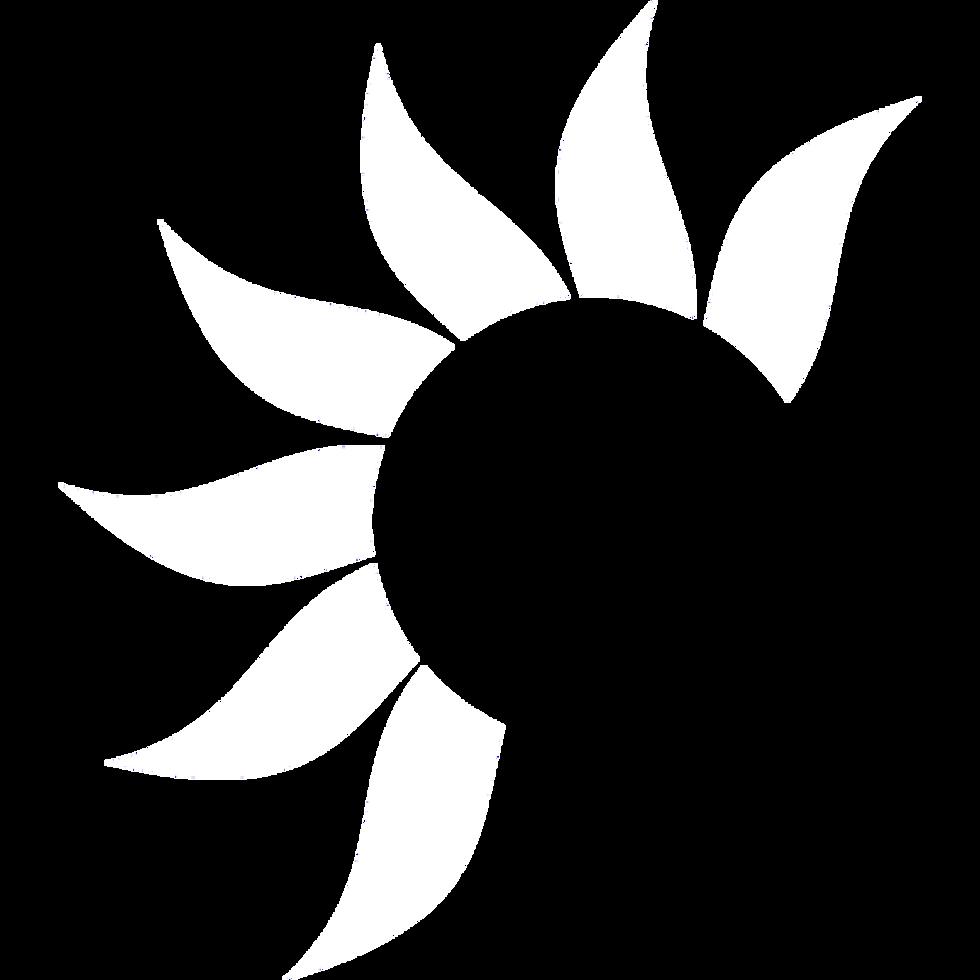 Soleil blanc Roulottes Lupien