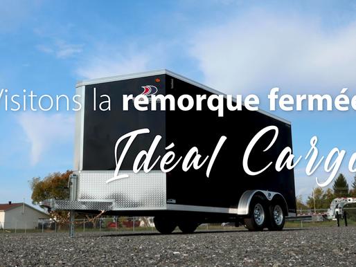 👀 Visitons la remorque Idéal Cargo AV716TA3 Sport Zone