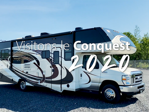 👀 Visitons le Conquest 2020