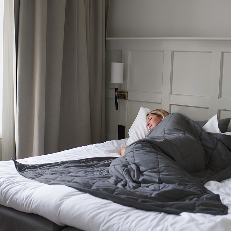 WEIGHTED BLANKETS AND THEIR BENEFITS