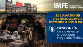 Nuevos sectores están obligados a reportar información financiera a la UAFE