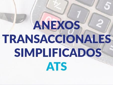 Reforma a la Resolución No. NAC-0050 sobre la presentación del ATS para el Régimen de Microempresas