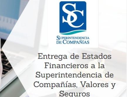 Supercias da prórroga para la entrega de Estados Financieros y plazos de procesos Administrativos.