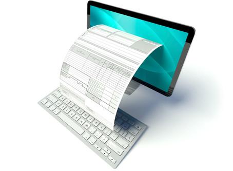 Recepción de documentos electrónicos mientras dure el estado de excepción